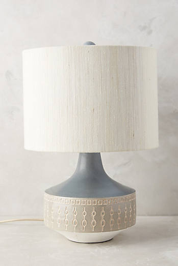 Demelza lamp ensemble