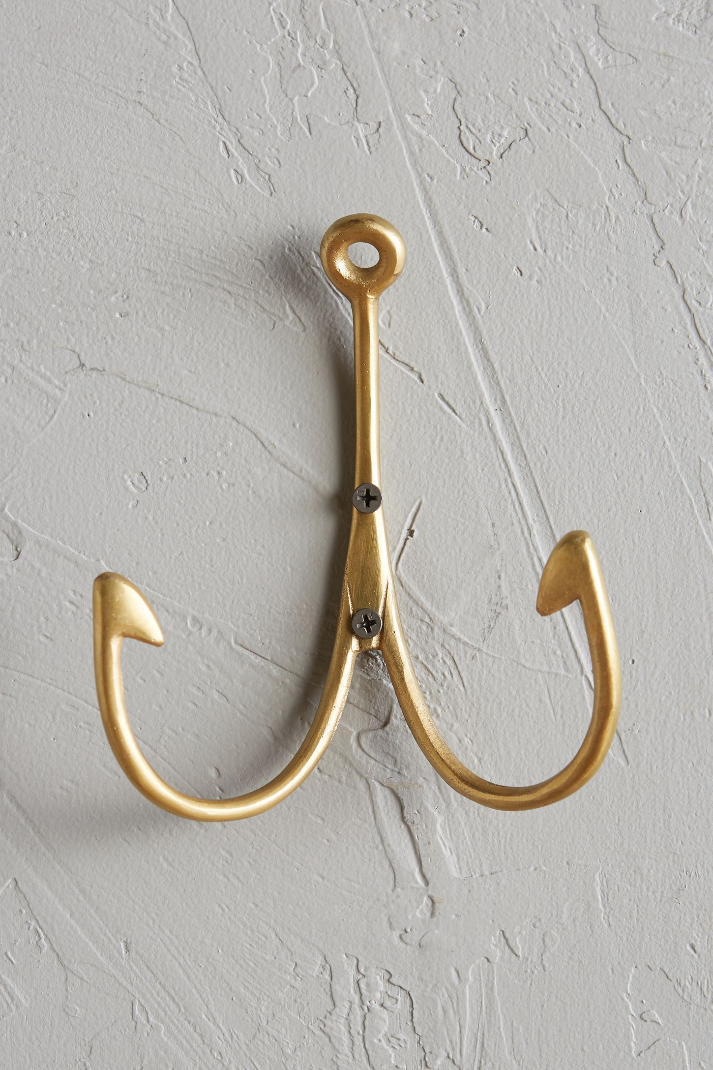 hooks hook set pin coat brass of vintage decorative decor home
