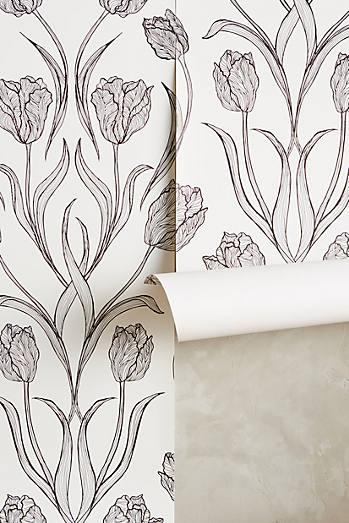 Dutch Garden Wallpaper