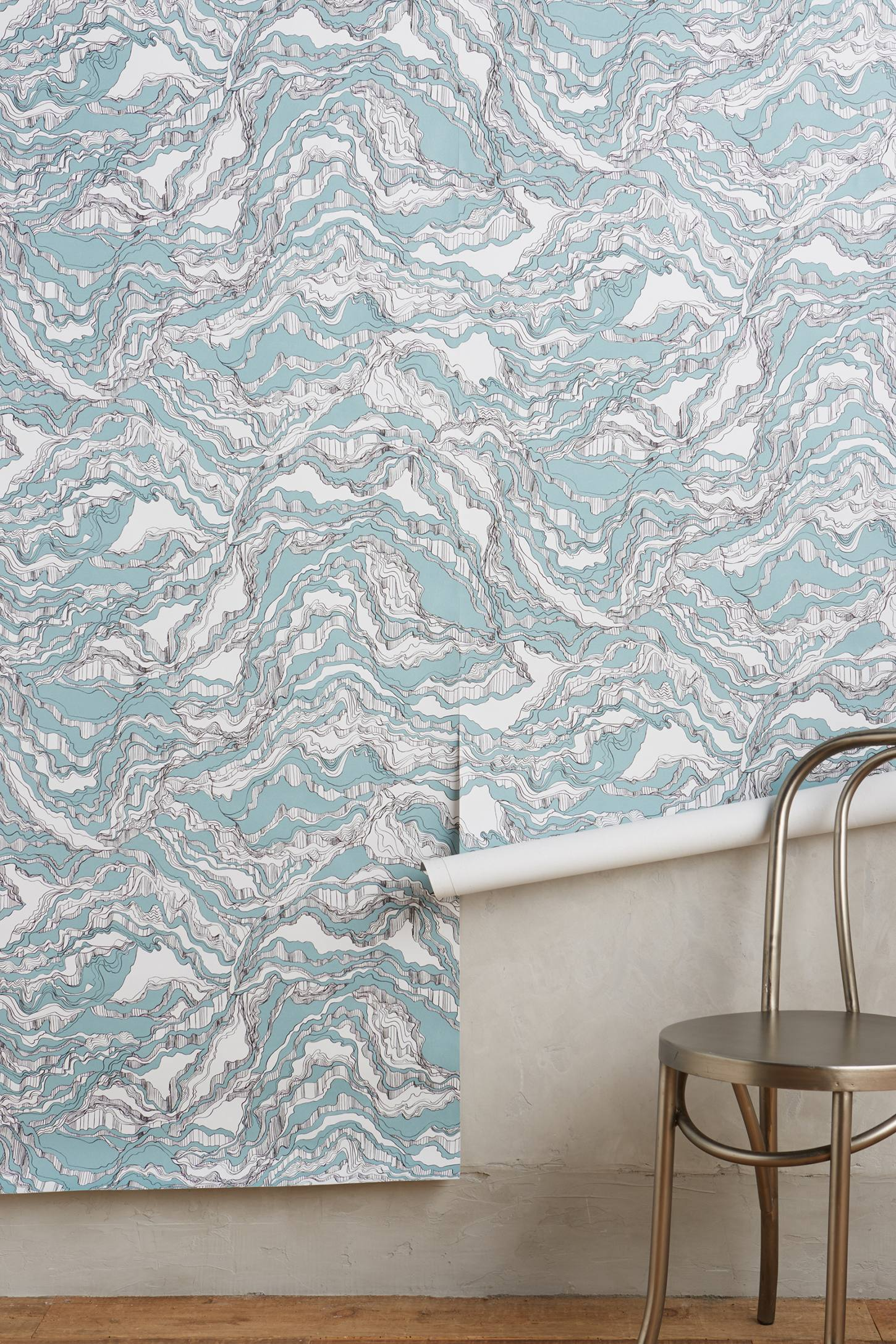 Slide View: 2: Layered Shale Wallpaper