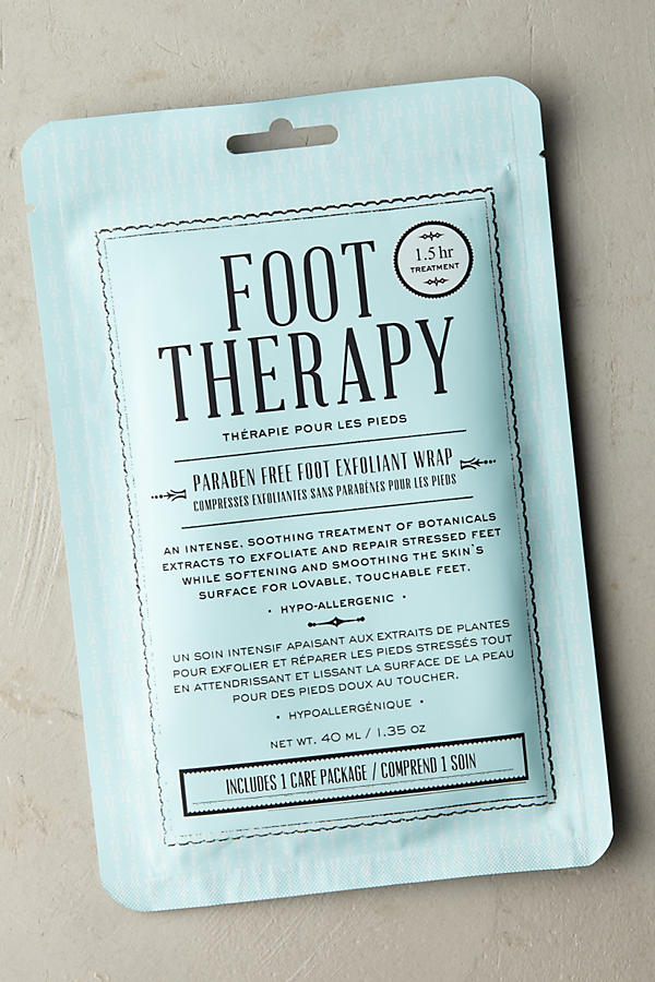 Foot therapy wrap