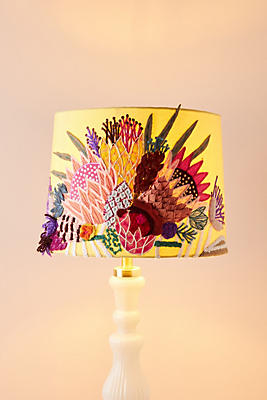 Slide view 1 majorcan garden lamp shade