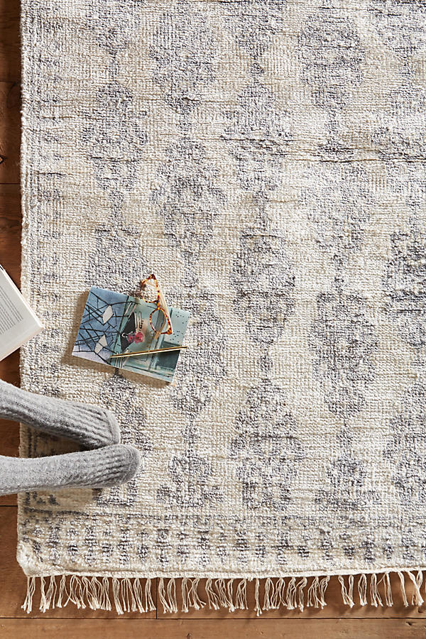 Slide View: 2: Overdyed Pericon Rug Swatch