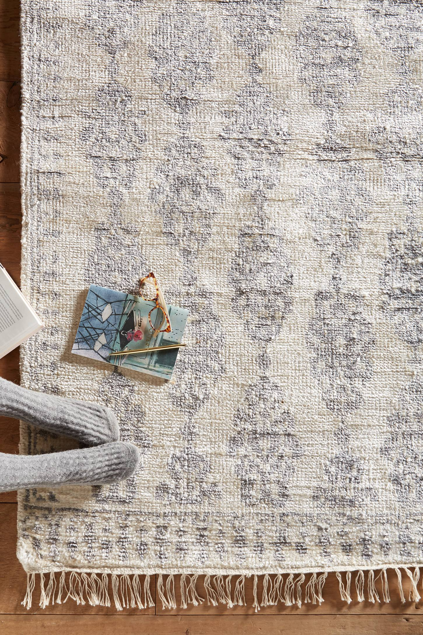 Slide View: 3: Overdyed Pericon Rug