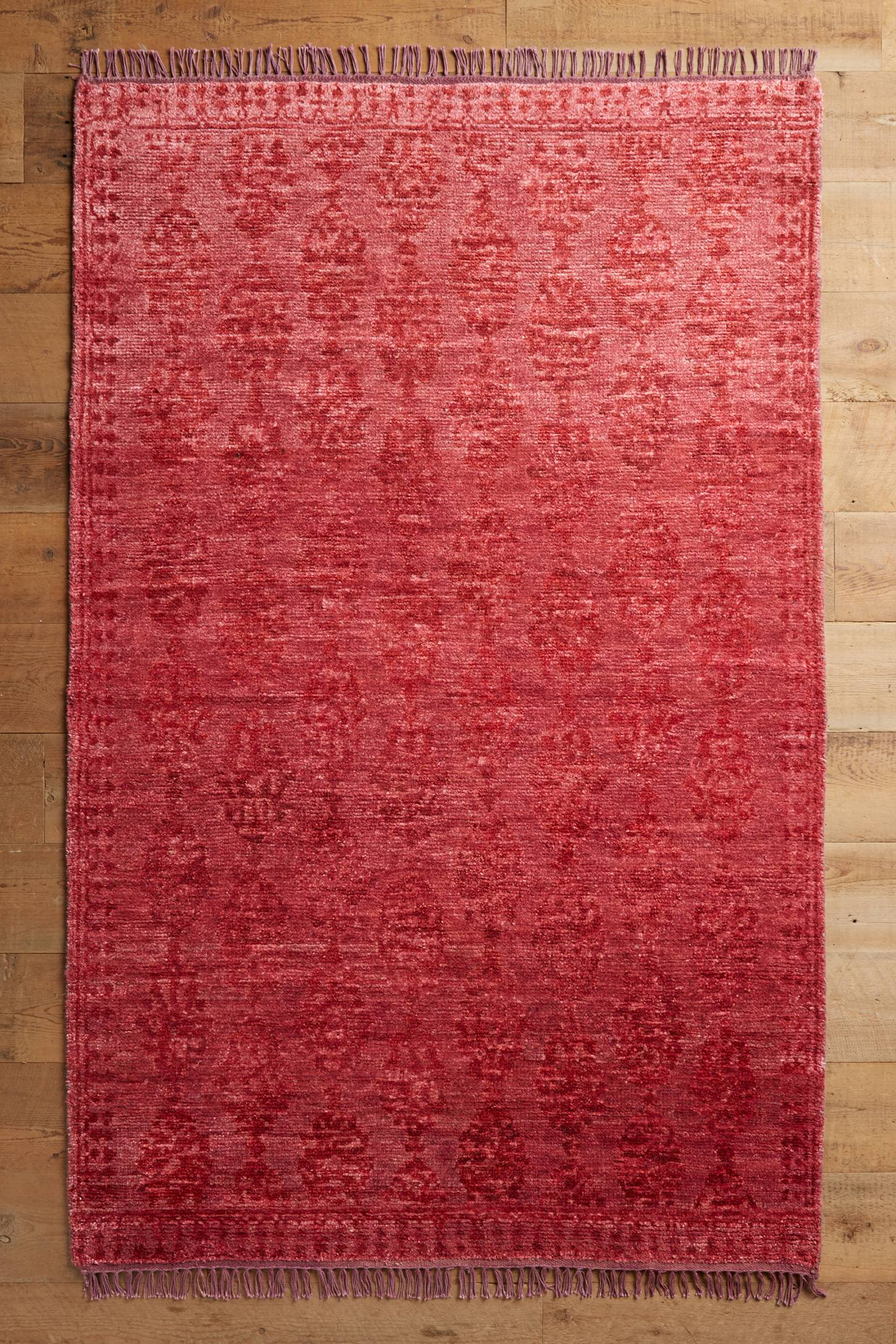 Slide View: 1: Overdyed Pericon Rug