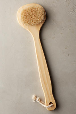 Slide View: 1: Baudelaire Cedar Bath Brush