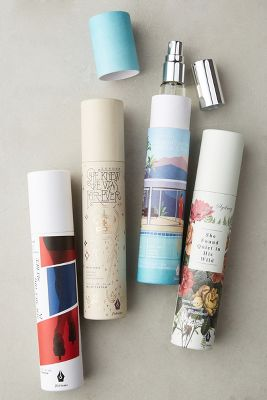 Find Your Perfect Summer Scent; Anthropologie