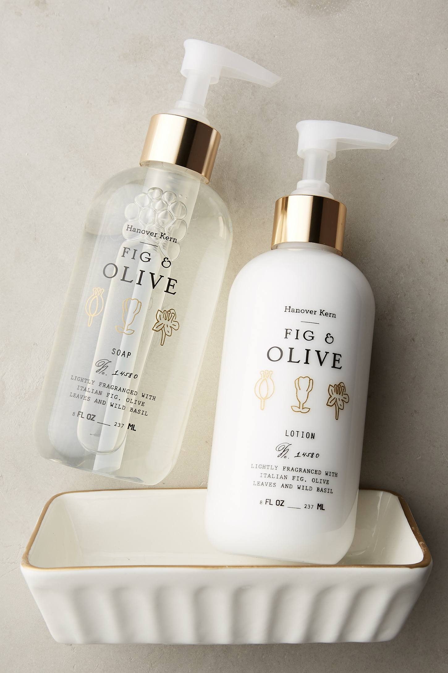 Slide View: 1: Hanover Kern Hand Wash & Hand Lotion Duo