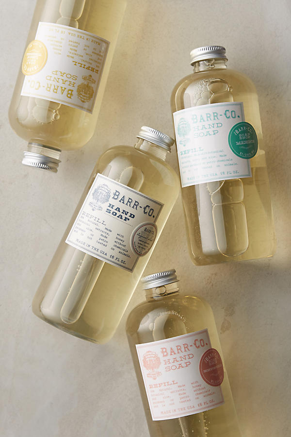 Slide View: 2: Barr-Co. Hand Soap Refill
