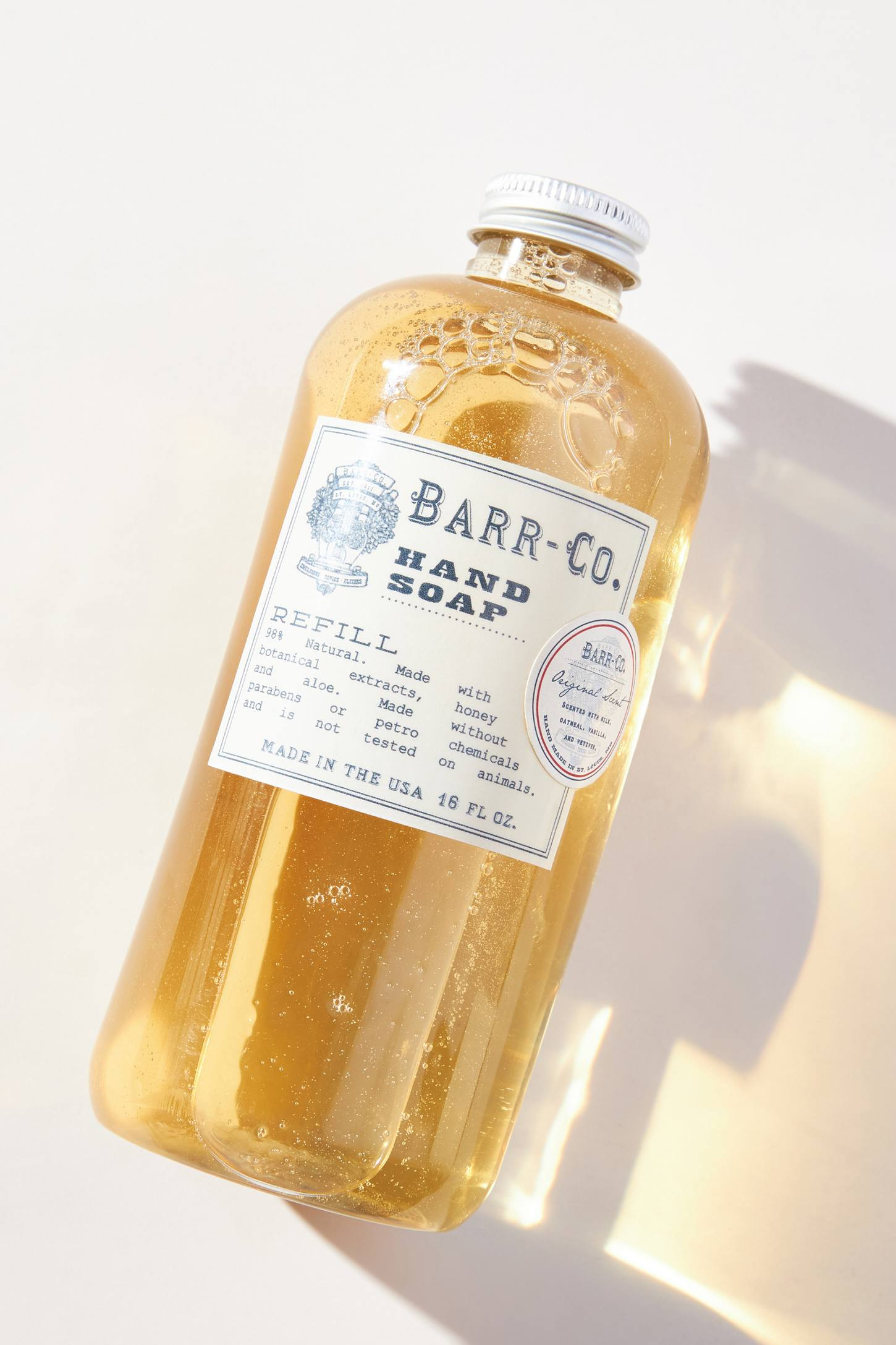 Slide View: 1: Barr-Co. Hand Soap Refill