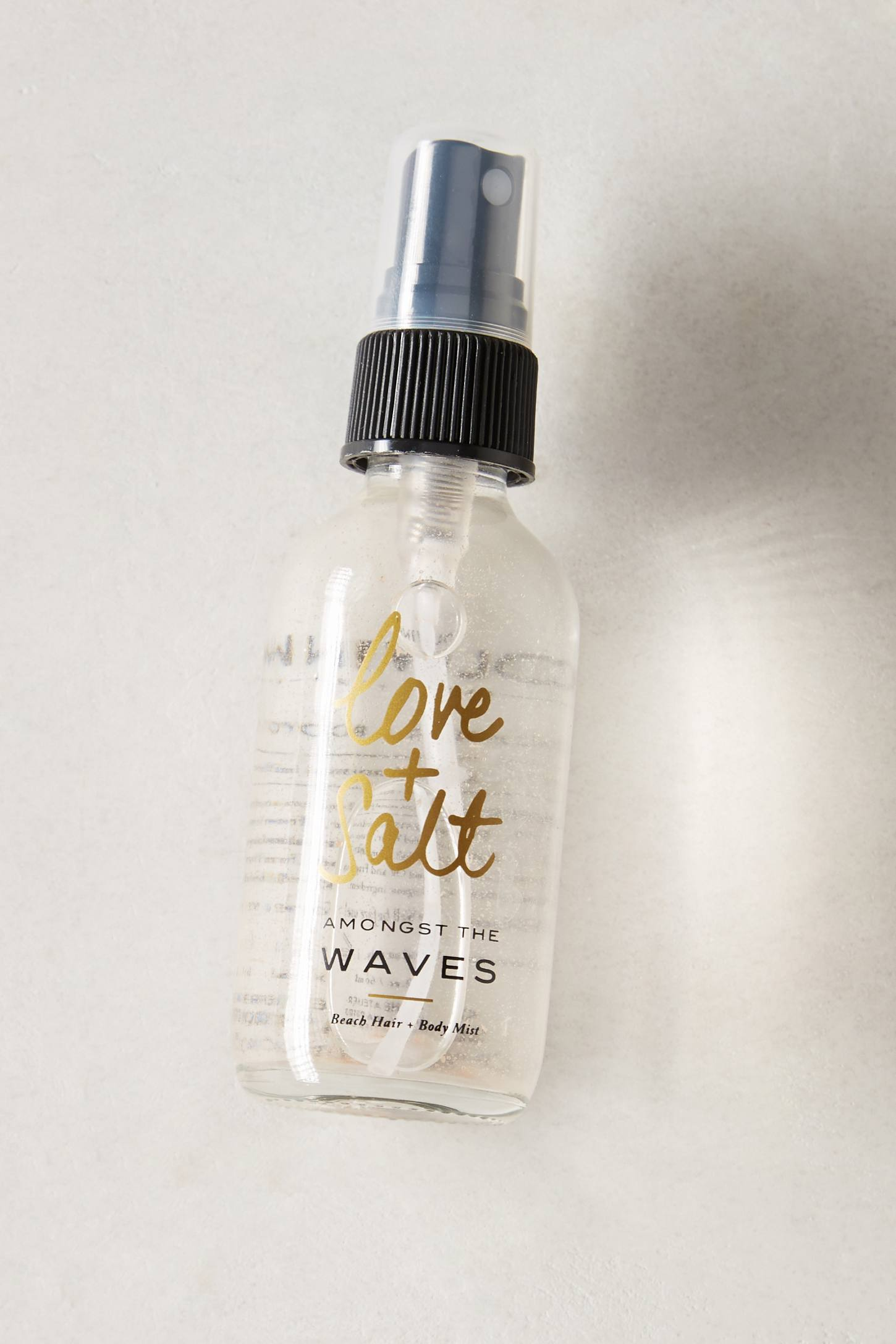 Slide View: 1: Olivine Atelier Mini Love + Salt Mist