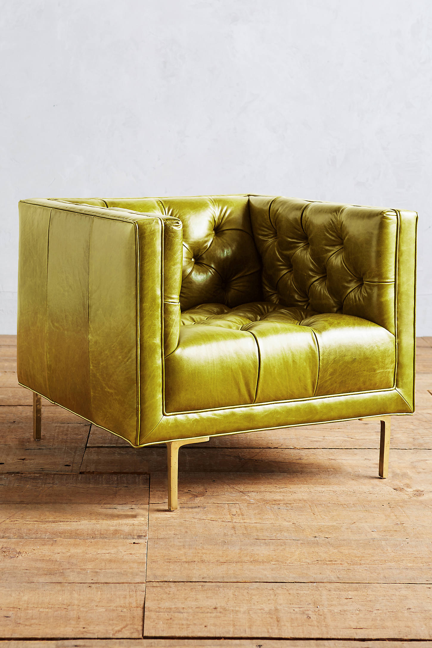 Premium Leather Mina Chair