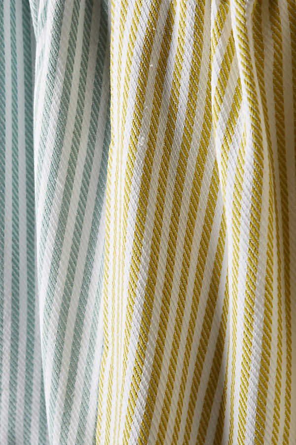 Slide View: 2: Baker Stripe Dishtowel Set