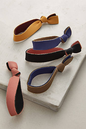 Neoprene Hair Ties