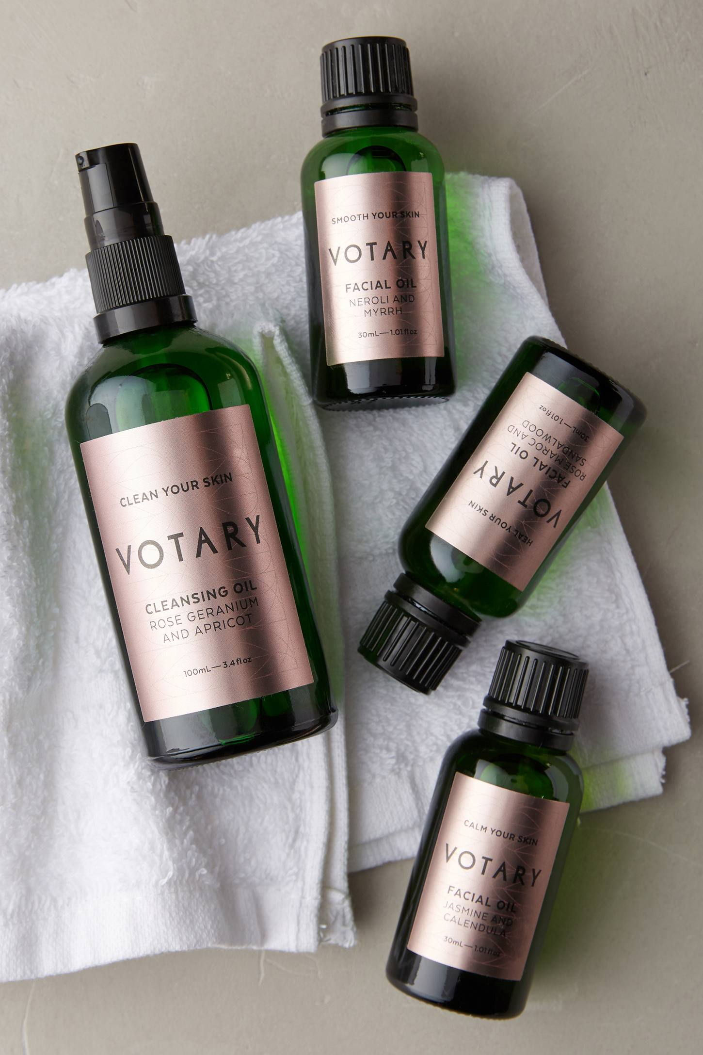 Slide View: 2: Votary Cleansing Oil