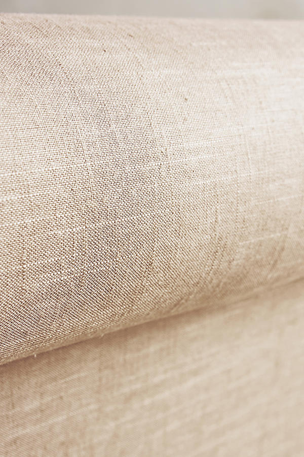 Slide View: 3: Belgian Linen Willoughby Grand Sofa, Hickory