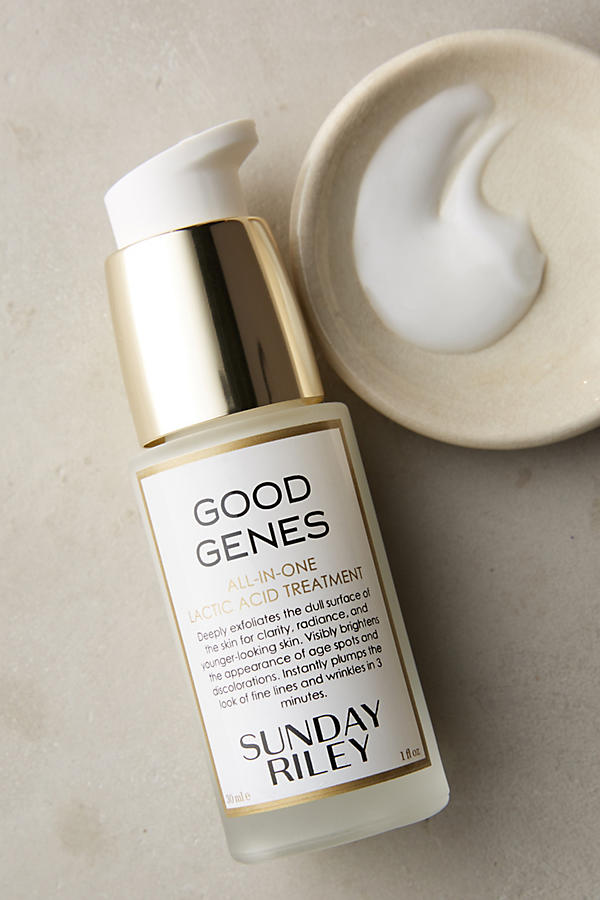 Slide View: 1: Sunday Riley Good Genes All-In-One Lactic Acid Treatment, 1 oz.
