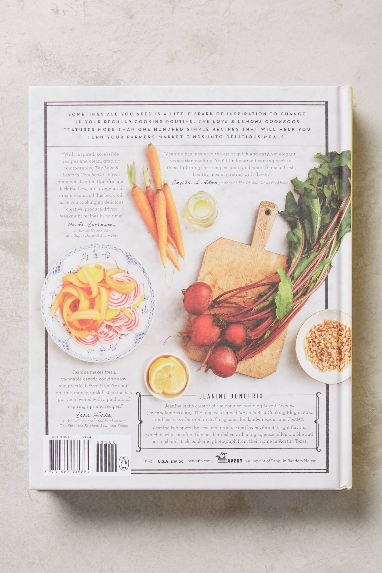 Slide View: 2: The Love And Lemons Cookbook