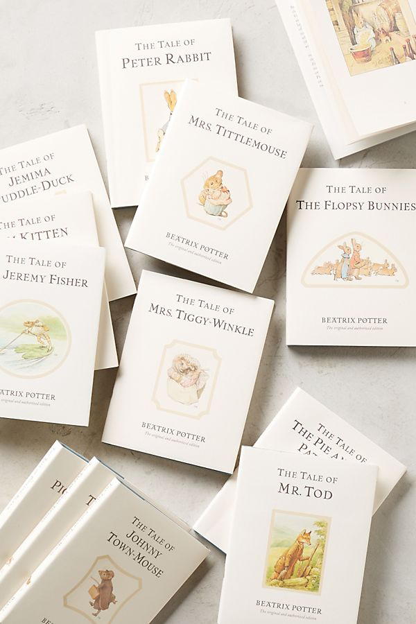 The World of Peter Rabbit | Anthropologie