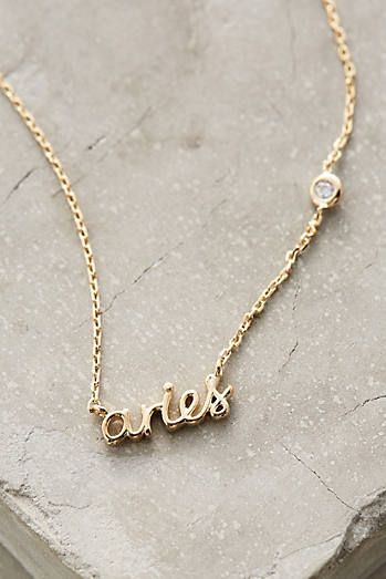 Astrologer Necklace