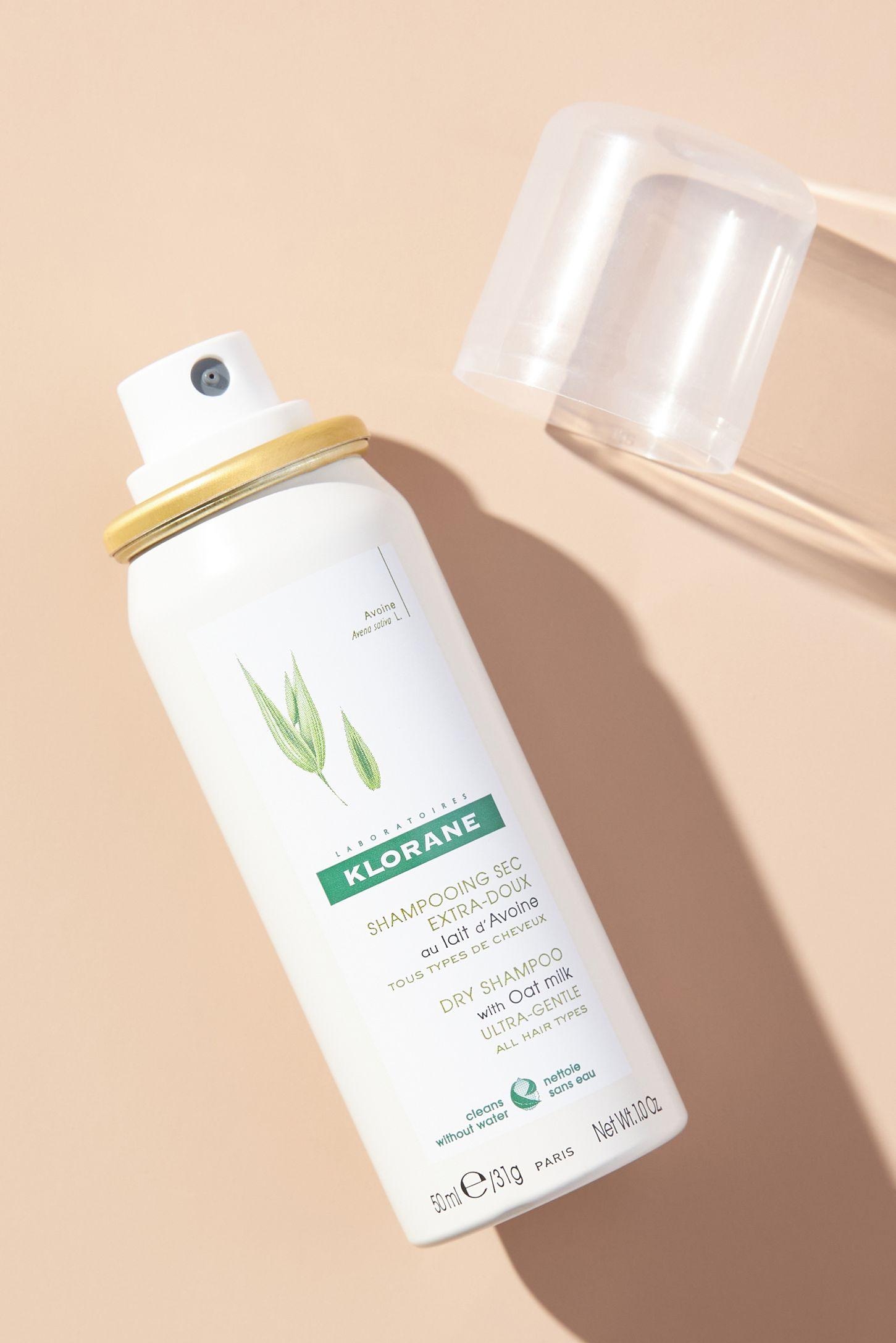 Klorane Dry Shampoo Klorane Dry Shampoo With Oat Milk Travel Size Anthropologie