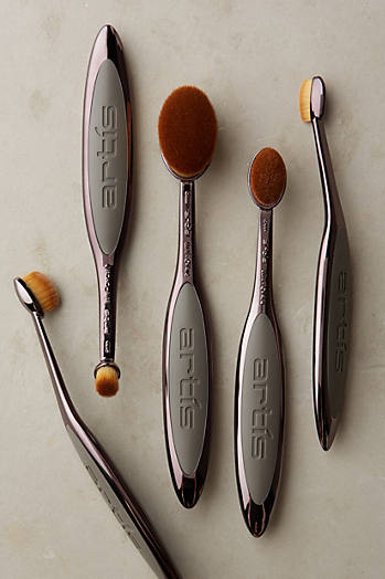 Slide View: 1: Artis Five Brush Set
