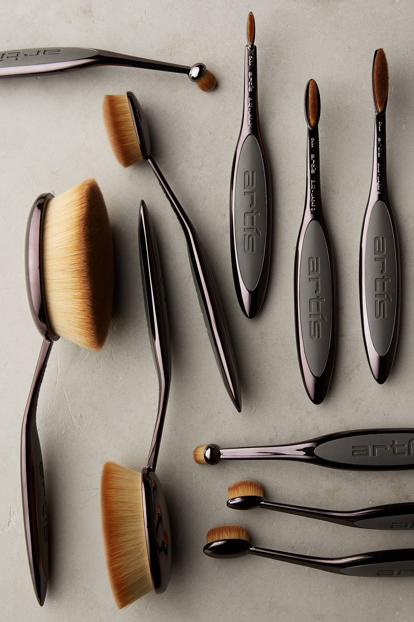 Slide View: 1: Artis Ten Brush Set
