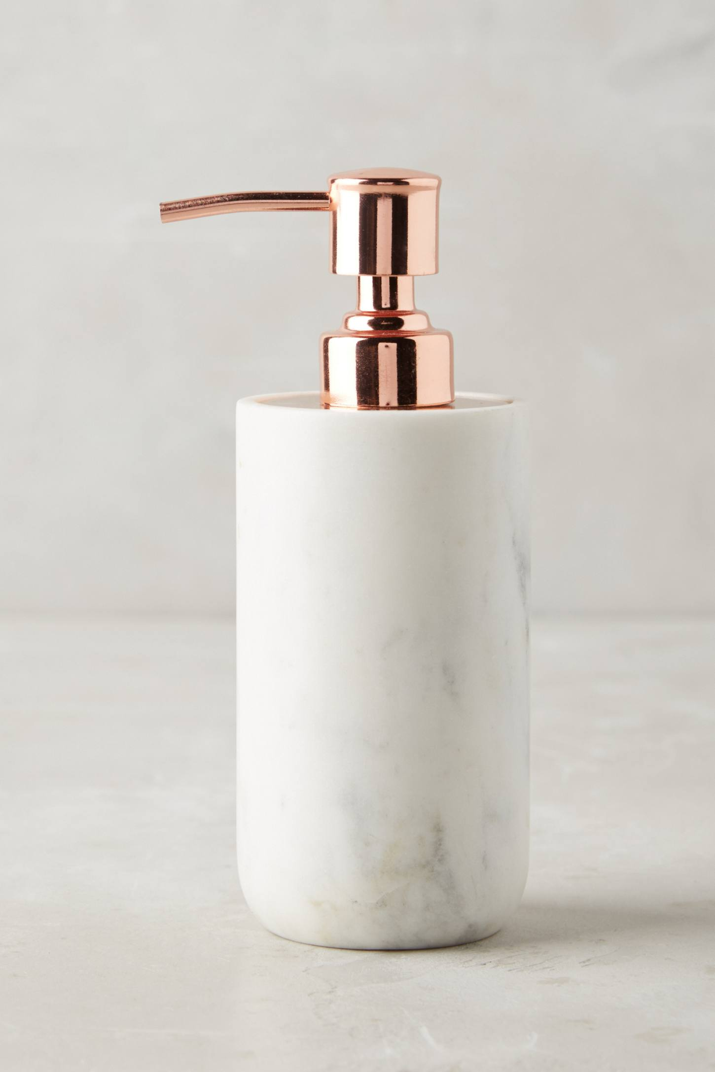 Marble soap dispenser anthropologie for Marble bathroom accessories