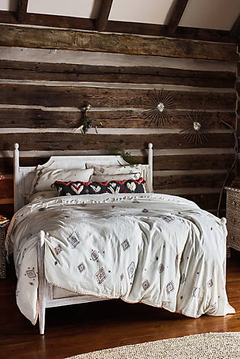 Embroidered Palermo Duvet