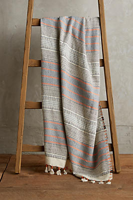 Talma Tasseled Throw