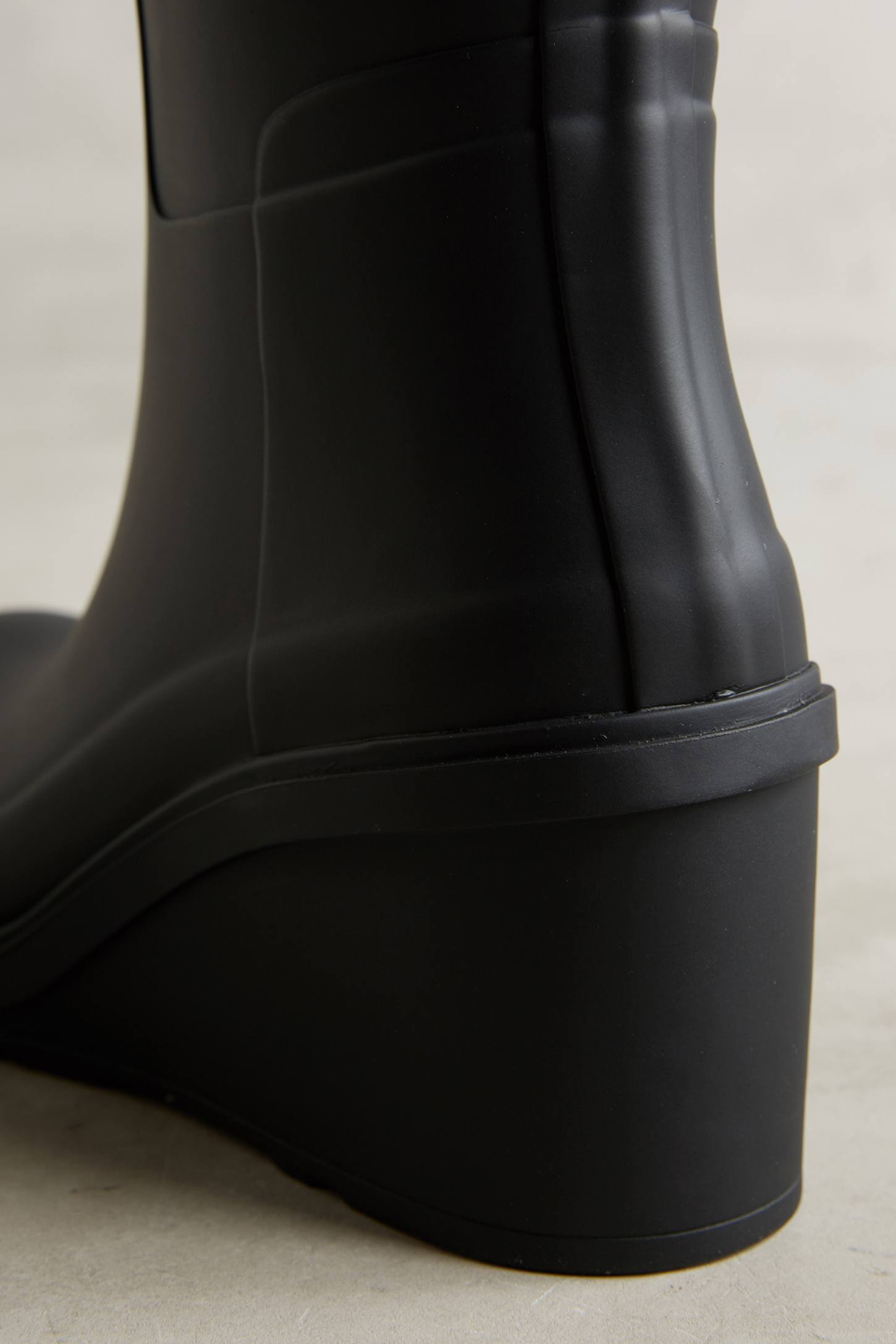 Hunter Tall Wedge Rain Boots | Anthropologie