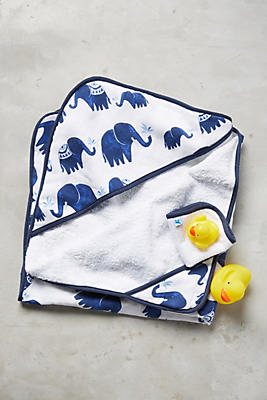 Rub-A-Dub Hooded Towel Set