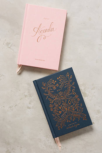 Calendar Planner Book : Planners calendars anthropologie