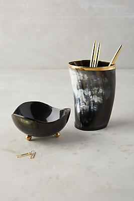 Gilded Horn Desk Collection