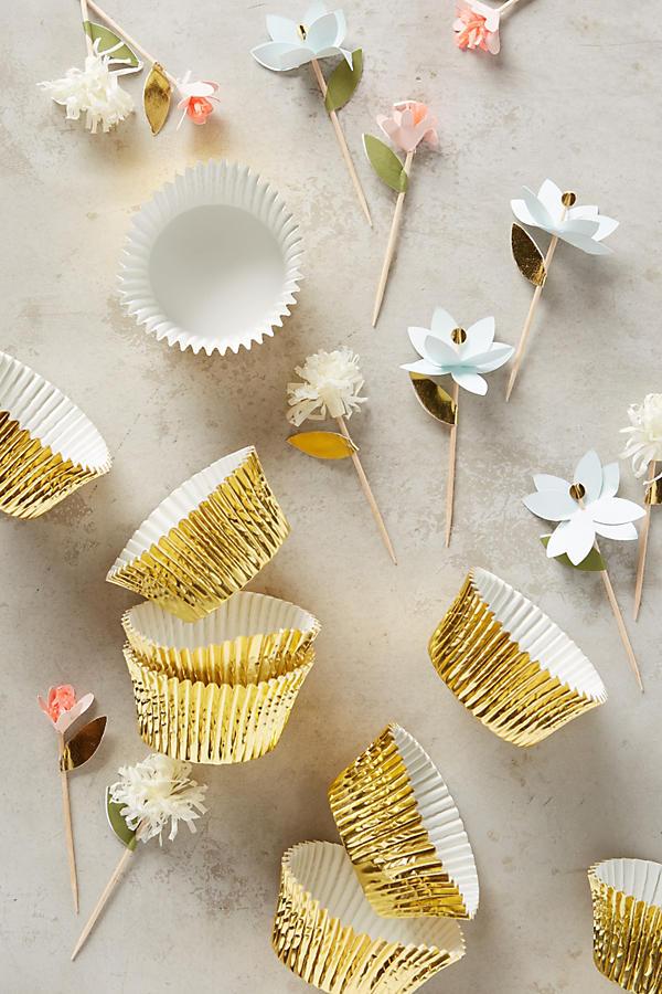 party petals cupcake kit