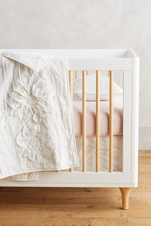 Slide View: 3: Georgina Crib Skirt