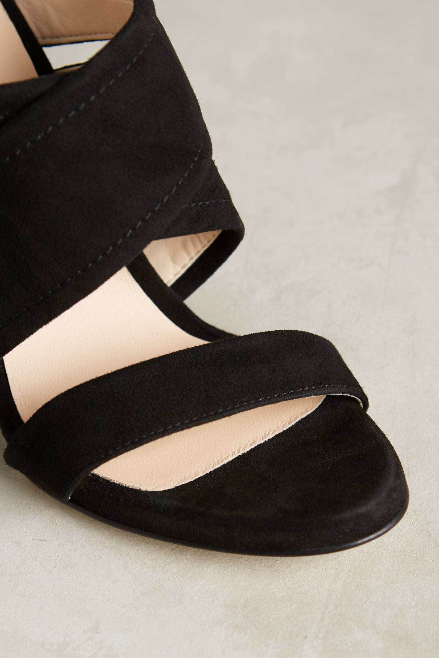 Slide View: 4: Miss Albright Escuro Wedges