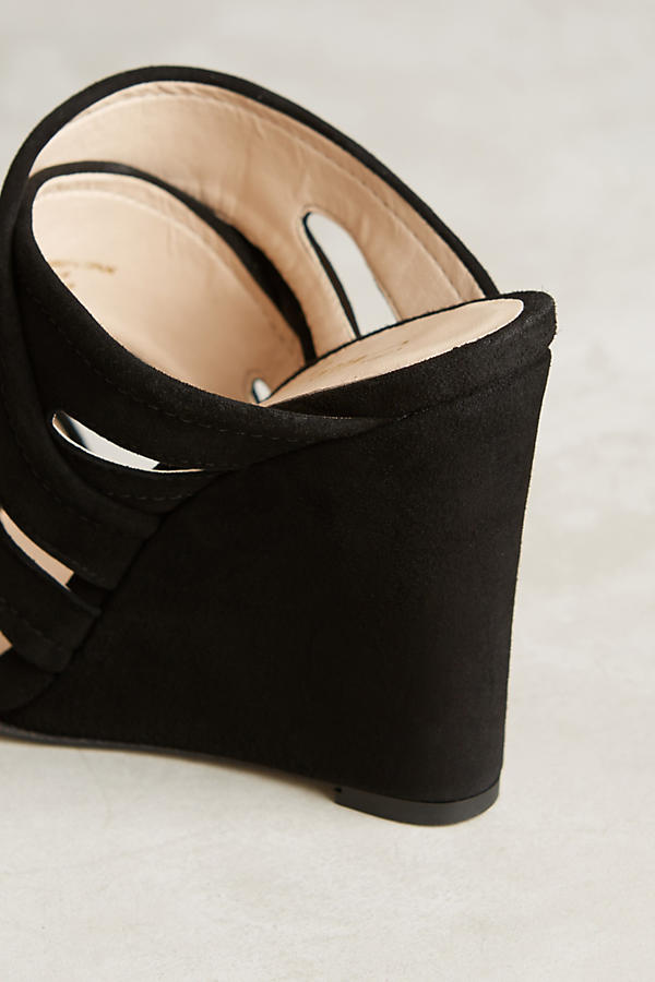 Slide View: 5: Miss Albright Escuro Wedges