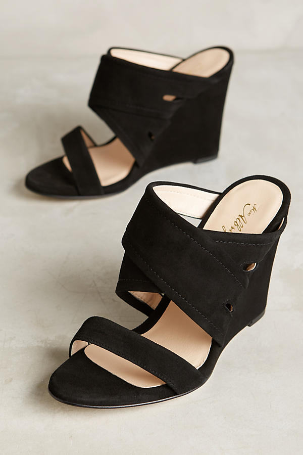 Slide View: 1: Miss Albright Escuro Wedges