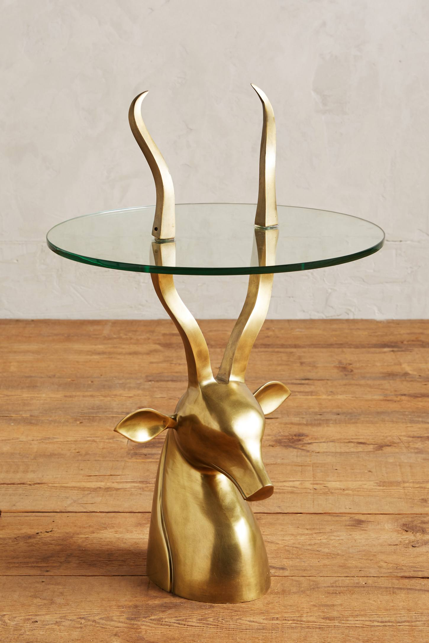 Ibex Side Table Anthropologie
