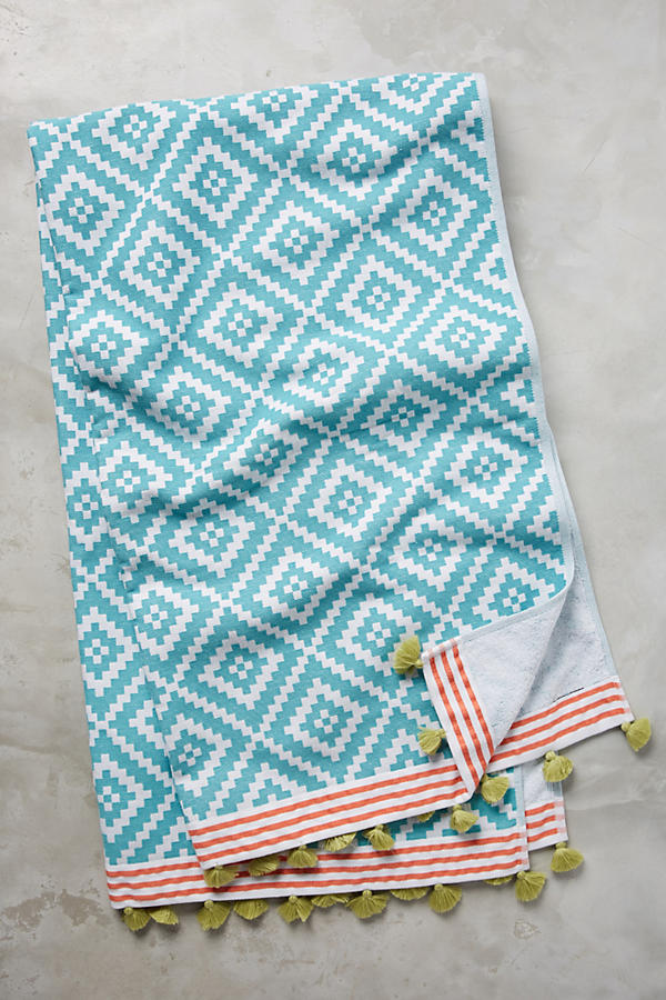 beach towel.  https images anthropologie com is image Anthropo