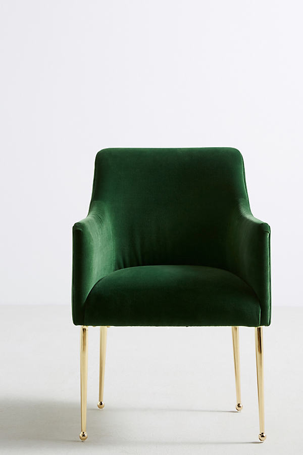 Elowen Armchair - Green