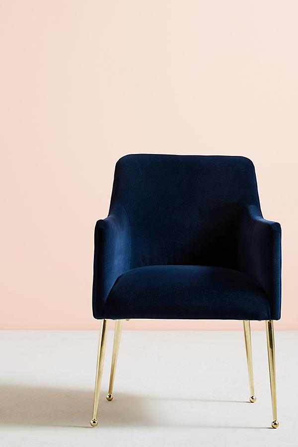 Elowen Armchair - Blue