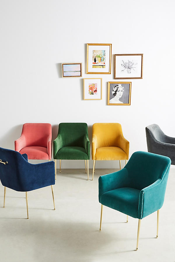 Slide View: 4: Elowen Armchair