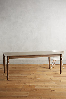 Polished Sheesham Dining Table