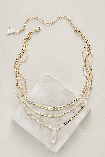 Dreamlake Collar Necklace