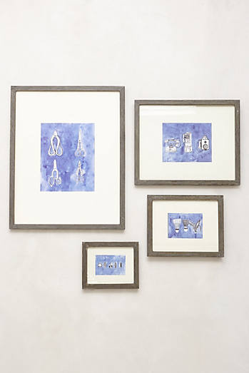 minimalist gallery frame