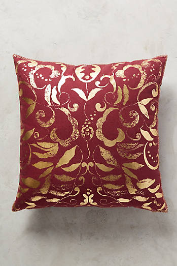 Adeliza Gilt Pillow