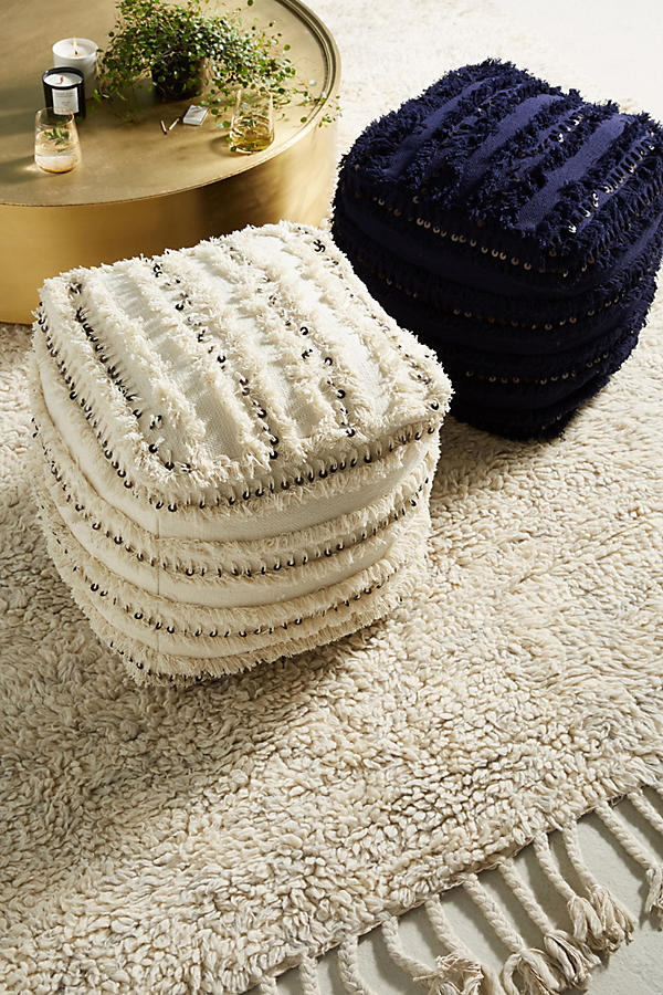 Slide View: 3: Moroccan Wedding Pouf