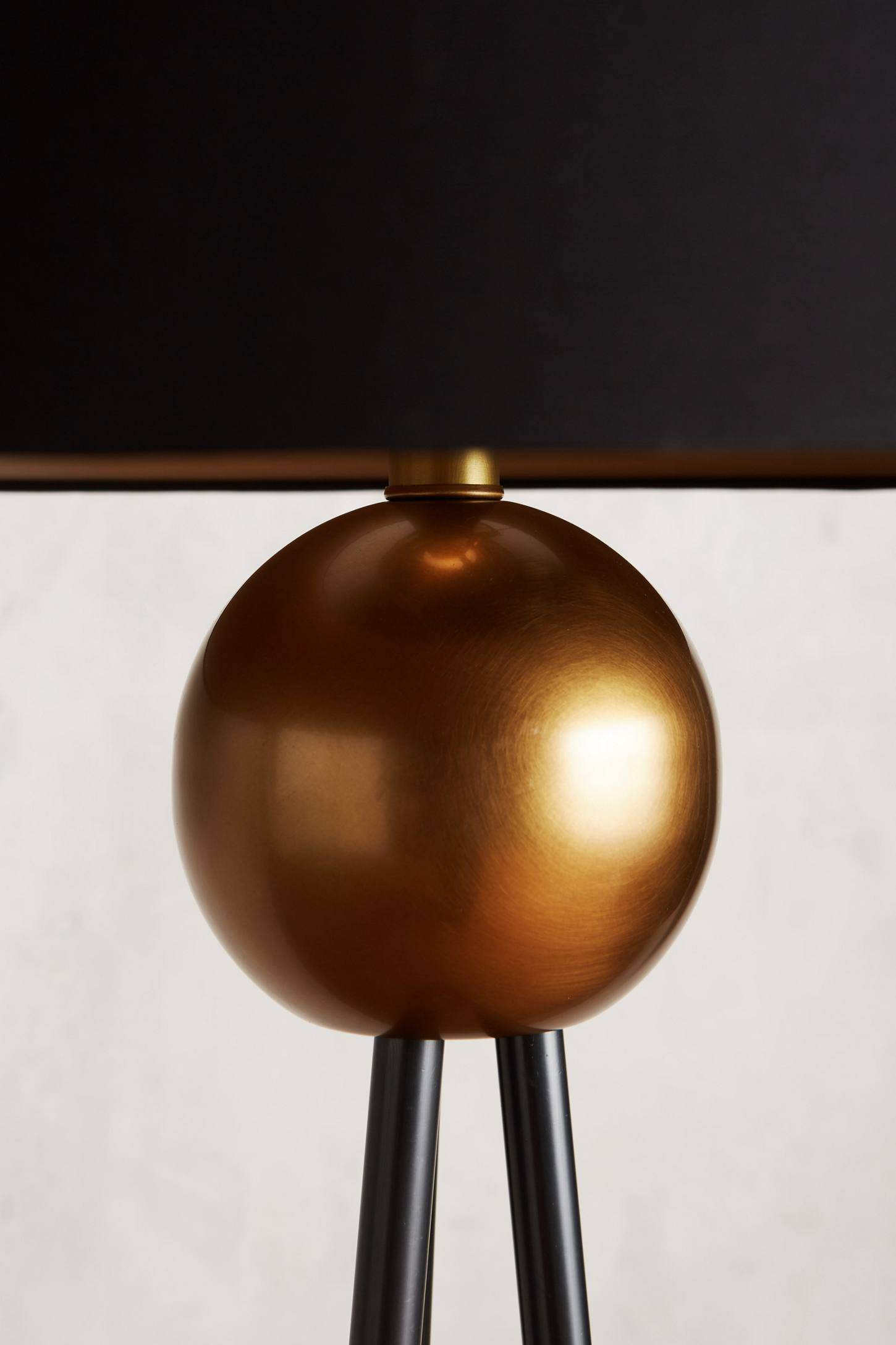 Slide View: 3: Triangulate Floor Lamp Ensemble